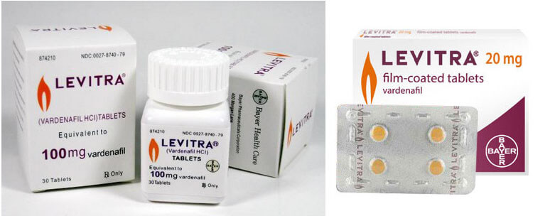 Levitra and high blood pressure