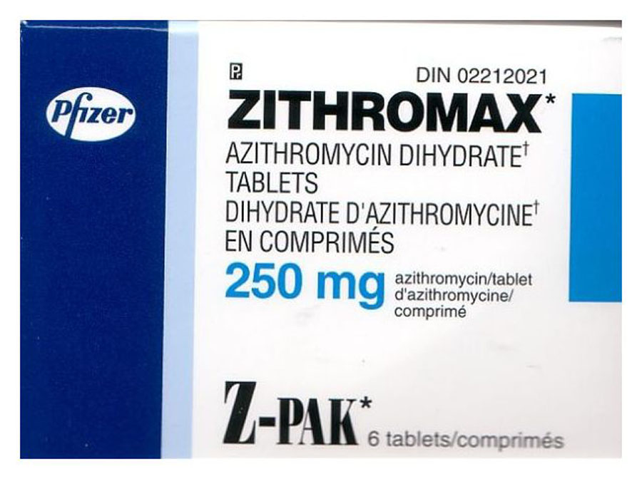 Azithromycin tablets plm unam