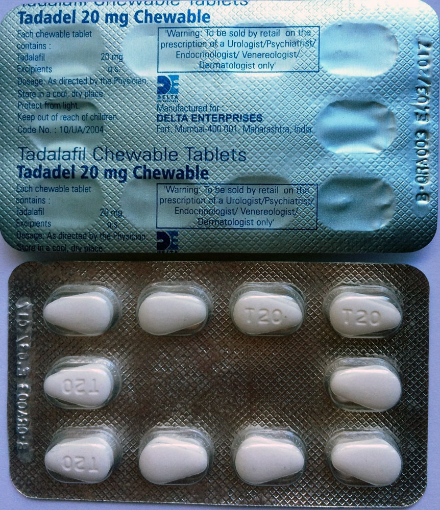 Forzest 20 Mg Dosage